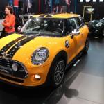 Vienna Autoshow 2015 Mini 3 Türer