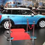 Vienna Autoshow 2015 Mini 5 Türer