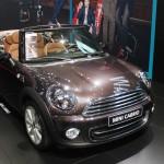 Vienna Autoshow 2015 Mini Cabrio