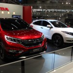 Vienna Autoshow 2015 Honda CR-V und HR-V
