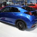Vienna Autoshow 2015 Honda Civic