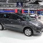 Vienna Autoshow 2015 Peugeot 508