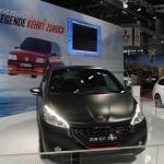 Vienna Autoshow 2015 Peugeot 208 GTI 30th