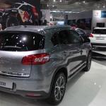 Vienna Autoshow 2015 Peugeot 4008