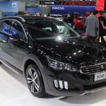 Vienna Autoshow 2015 Peugeot 508 RXH