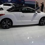 Vienna Autoshow 2015 Peugeot RCZ R