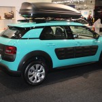 Vienna Autoshow 2015 Citroen Cactus
