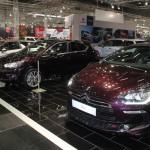 Vienna Autoshow 2015 Citroen DS5
