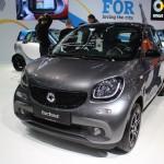 Vienna Autoshow 2015 smart forfour