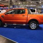 Vienna Autoshow 2015 Ford Ranger