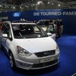 Vienna Autoshow 2015 Ford Galaxy