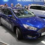 Vienna Autoshow 2015 Ford Focus