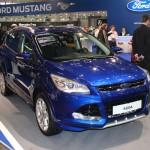 Vienna Autoshow 2015 Ford Kuga