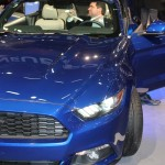 Vienna Autoshow 2015 Ford Mustang