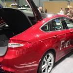 Vienna Autoshow 2015 Ford Mondeo