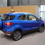 Vienna Autoshow 2015 Ford ecosport