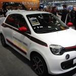 Vienna Autoshow 2015 Renault Twingo