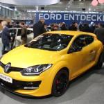 Vienna Autoshow 2015 Renault Megane RS