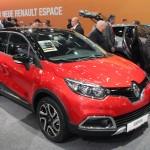 Vienna Autoshow 2015 Renault Captur