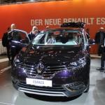Vienna Autoshow 2015 Renault Espace