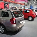 Vienna Autoshow 2015 Dacia Logan