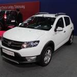 Vienna Autoshow 2015 Dacia Sandero Stepway