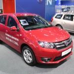 Vienna Autoshow 2015 Dacia Sandero