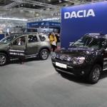 Vienna Autoshow 2015 Dacia Duster