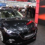 Vienna Autoshow 2015 Mazda 3