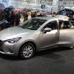 Vienna Autoshow 2015 Mazda 2