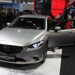 Vienna Autoshow 2015 Mazda 6