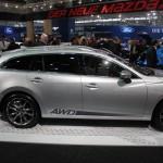 Vienna Autoshow 2015 Mazda 6 AWD Kombi