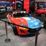 Vienna Autoshow 2015 Mazda MX 3 Drift Challenge