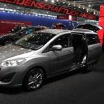 Vienna Autoshow 2015 Mazda 5