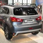 Vienna Autoshow 2015 Mitsubishi ASX