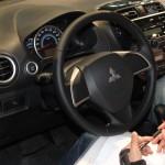 Vienna Autoshow 2015 Mitsubishi Attrage