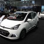 Vienna Autoshow 2015 Hyundai i10