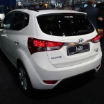 Vienna Autoshow 2015 Hyundai ix20