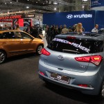 Vienna Autoshow 2015 Hyundai i20