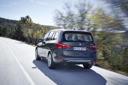 BMW 2er Gran Tourer Heck