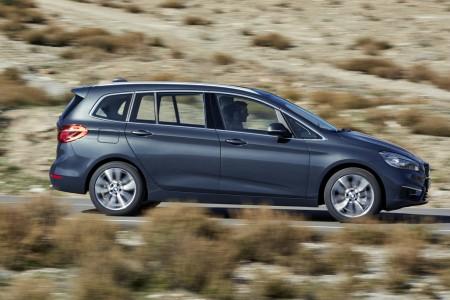 BMW 2er Gran Tourer Seite