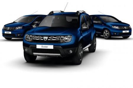 Dacia Sondermodelle Celebration