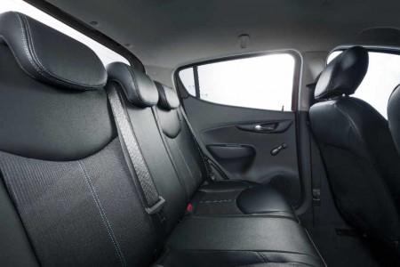 Opel Karl hintere Rückbank