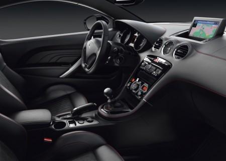 Peugeot RCZ GT-Line Innenraum