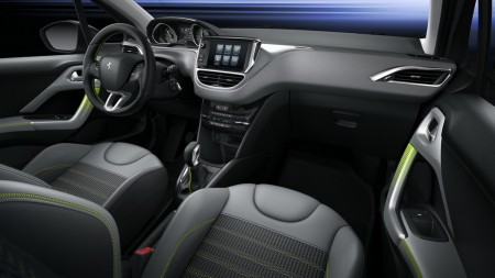 Peugeot 208 Innenraum