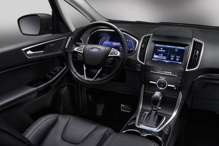 Ford S-Max Innenraum