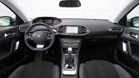 Peugeot 308 SW Innenraum