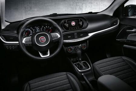 Fiat Aegea Innenraum