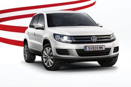 VW Tiguan Austria und Tiguan Sport Austria