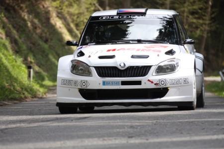 Skoda Fabia S2000 Rallye Auto